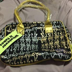 Kanye West purse